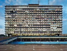 City Hall, Tel Aviv, 2011 by Thomas Struth