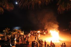 San Juan - Arabic Full Moon Party | Purobeach Marbella | 23rd of June 2013 | Photo by i-marbella.com