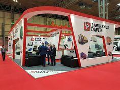 Lawrence David Ltd ( Automobile, Last Mile, Box Van, Road Transport, Exhibition Booth, Sale Promotion, Peterborough, Commercial Vehicle, Birmingham