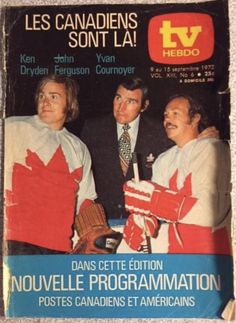Ken Dryden, Tv, Baseball Cards, Sports, Canadian Horse, Program Management, Baby Newborn, Hs Sports, Excercise