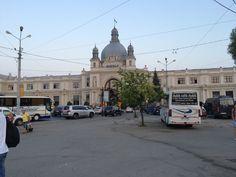 Estación de trenes de liviv