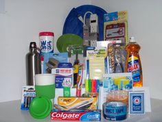 College Dorm Supplies Kit
