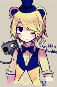 geminis: golden freddy