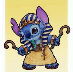 Pharaoh Stitch