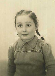 Birth: Feb. 23, 1939 Henny Sophia Frank Amsterdam, Netherlands Death: Jul. 9, 1943 Sobibor Lubelskie, Poland 4 years old