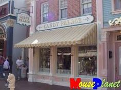 Image result for candy shop outside