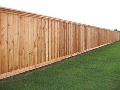 Backyard privacy fence ideas Photo - 3
