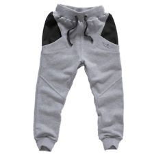 Boys Children Toddler Harem Pants Korean Style Sweat Training Pants 3-16 Years