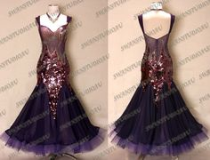 Ballroom Dancing Dress...again, with the twirling ;)