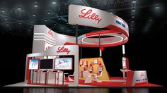 2016_Lilly_CSE_Booth by Oliver Zhu at Coroflot.com