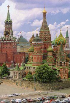 Un mundo por descubrir: St. Basil's, Moscow