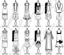 1920s flapper dresses by ~henares on deviantart picture on VisualizeUs