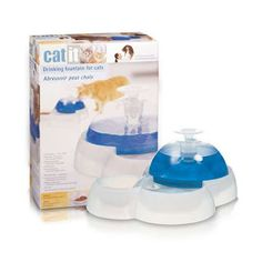 Fonte Bebedouro Cat It Fresh & Clear 110V 3 Litros