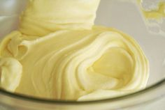 Homemade Lemon Mousse for cream puffs, or other pastries!