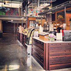 Bridgehead Roastery coffeehouse - Ottawa, ON - Canada