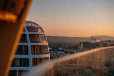 Zaha Hadid, Bratislava, Opera House, Architecture, City, Building, Travel, Arquitetura, Buildings