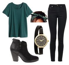 """Harry Styles inspired outfit"" by amaya173 ❤ liked on Polyvore"