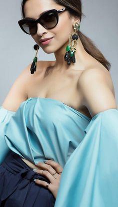Deepika Padukone for Vogue Eyewear