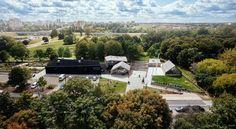 Sluzewski Cultural Centre, Warsaw / WWAA + 307 Kilo