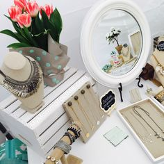 I had my very first Stella & Dot vendor event last month!  I had so much fun putting together the display and I wanted to share some helpful tips for other stylists who might be thinking about doing a vendor event!  See my Top 5 Stella & Dot Vendor Event Tips at the bottom of this post!    One of... Continue Reading