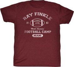 83cf3d123 ... Ray Finkle Football Camp Ace Ventura T-Shirt. Ace Ventura Pet  DetectiveMovie . ...