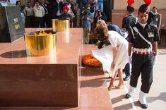 Kate Middleton Photos - The Duke & Duchess of Cambridge Visit India & Bhutan - Day 2 - Zimbio