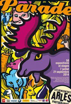 Les Rencontres d'Arles de la photographie, 45ème édition