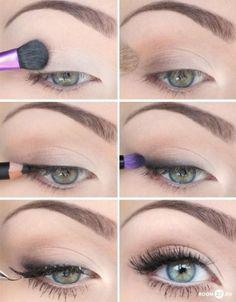 Soft everyday eye