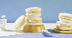 Rapsahteleva marenki kohtaa täyteläisen jäätelön – tästä ei jälkkäri parane! Paista marenki pyöreiksi kekseiksi ja täytä omalla suosikkijätskillä. Lidl, Mango, Dairy, Cheese, Food, Manga, Meals