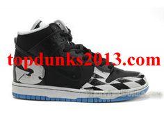 separation shoes c8bdf 1c554 Liquid Swords By Artist Mache High Top Custom Nike Dunk Online Sale Nike  High Tops,