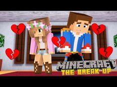 Minecraft- LITTLE KELLY & LITTLE DONNY BREAK UP! - YouTube
