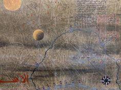 "abdmasoud: "" Gulf of Venice - Leo constellation "" Gulf of Venice – Leo constellation "" View Post "" Leo Constellation, Figure Painting, Constellations, Arabic Calligraphy, Contemporary, Artwork, Artist, Work Of Art, Auguste Rodin Artwork"