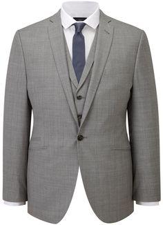 AR RED Nick Hart Light Grey Jacket