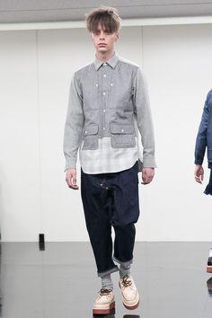[No.35/65] GANRYU 2014~15秋冬コレクション | Fashionsnap.com