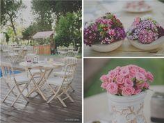 Una Boda de ensueño | decoracion Jaiak/ flores / sillas / bodas bonitas/ detalles de boda/ monica carrera