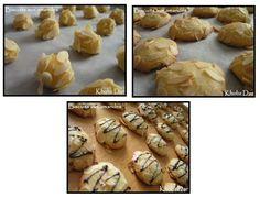 Biscuits aux amandesOum nora(madjy) - Gourmandises Orientales