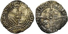 Philip the Handsome (1482-1506), for the County of Flanders, Halve Groot, ND (1505-1506), Bruges Mint.