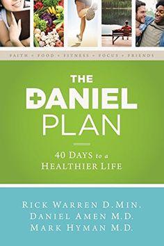 Plan Daniel: 40 Days To A Healthier Life = The Daniel Pla... Paperback  £14.99