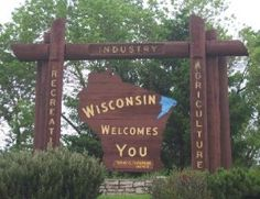 I remember seeing this sign for the first time as we were nearing the end of our road trip from Oregon---I was so excited to be near the end!