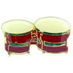 """Bongos Drums Pins 1"""" by FindingKing. $8.99. This is a new Bongos Drums Pins 1"""""""