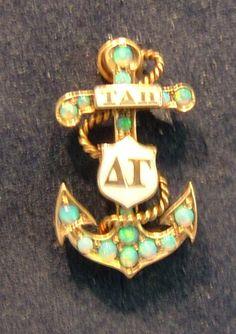 Opal badge, c. 1890
