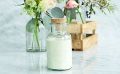 Our clean Dump Ranch has been a winner from the beginning! You can make it from staple pantry ingredients. it's so easy that you just DUMP all the ingredients together to make it. That's how it got it's name. Head on over to our website to get the step by step instructions. Once you make it you will never buy bottled ranch again.   whole30 dressing recipes   whole30 approved recipes   healthy ranch dressing   dump ranch recipes   homemade ranch dressing    Whole Sisters Blog