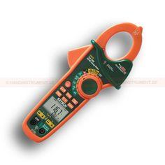 http://handinstrument.se/termometer-r1288/stromtang-multimeter-och-ir-termometer-med-trms-53-EX623-r1508  Strömtång, multimeter och IR-termometer med TRMS  Sanna RMS-mätningar för noggrann AC spänning- och strömmätning  Dubbel typ K termoelement-ingång med differenstemperaturfunktion (T1, T2, T1-T2)  Inbyggd beröringsfri IR-termometer med laserpekare för att lokalisera hot spots (upp till 518 ° F/270 ° C)  Inbyggd beröringsfri spänningsdetektor med LED varning...