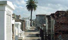 St. Louis Cemetery - New Orleans, LA