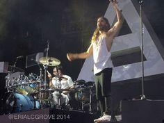 Mars - Carnivores Tour - Parc Jean Drapeau ,Montreal Canada - 23 August 2014 - photo credits Erial C Grove