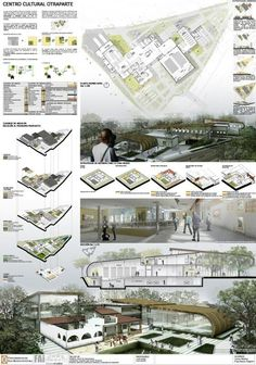 10 Tips for Creating Stunning Architecture Project Presentation - . - 10 Tips for Creating Stunning Architecture Project Presentation – - Cultural Architecture, Poster Architecture, Concept Board Architecture, Plans Architecture, Architecture Presentation Board, Education Architecture, Architecture Portfolio, School Architecture, Architectural Presentation