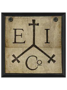 East India Trading Company Flag
