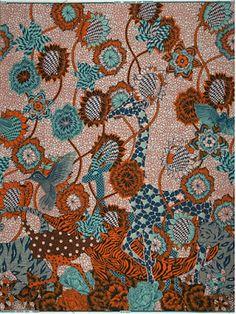 Color: Vlisco New Collection-my designs | FRANCESCA FRANCESCHI