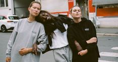 Www.HollandStreet.co Ganni Launched A Cozy — & Sustainable — Line Of Sweatsuits #sustainablefashion #sustainable #ecofashion Fashion Brand, New Fashion, Garment Manufacturing, Danish Fashion, Recycled Fabric, Getting Cozy, Teen Vogue, Fashion Labels, Sustainable Fashion