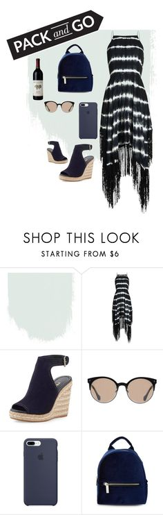 """Untitled #125"" by psychedelic-flowers ❤ liked on Polyvore featuring Superdry, Prada, Balenciaga and Skinnydip"